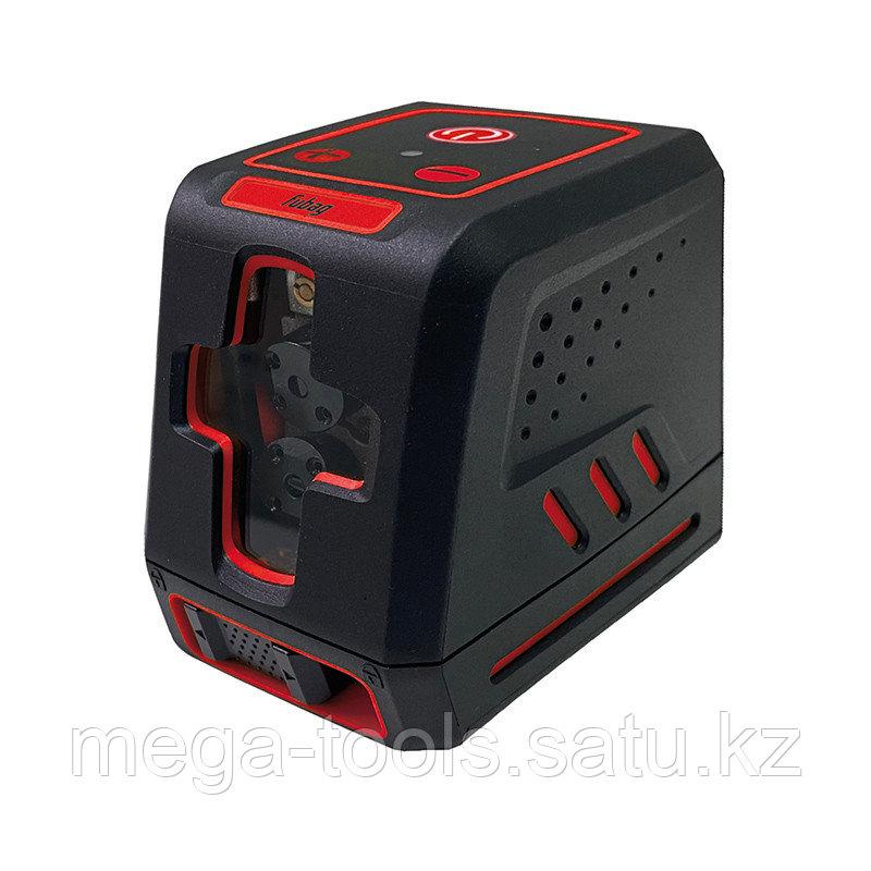 Лазерный нивелир FUBAG с красным лучом. CRYSTAL 15R VH
