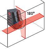 Профессиональный лазерный уровень FUBAG Crystal 20R VH Set с набором аксессуаров, фото 4