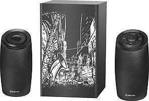 Компактная акустика 2.1 Defender G26 черный
