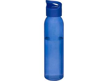 Спортивная бутылка Sky из стекла объемом 500 мл, cиний