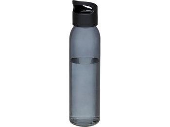 Спортивная бутылка Sky из стекла объемом 500 мл, черный