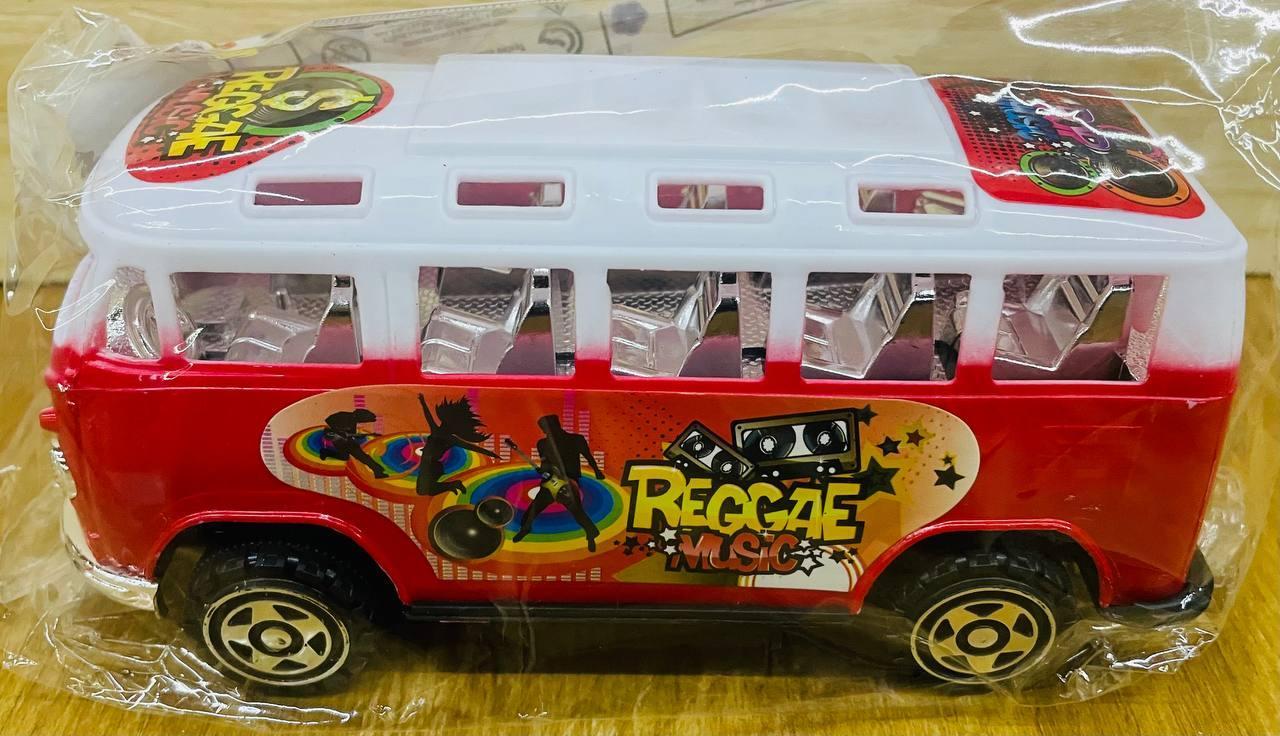 595-14 Regade music автобус в пакете 17*9см