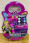J-205 Fashion Girl beauty world cosmetic set косметика в прозрачной упаковке 31*23см, фото 2