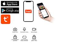 Комплект Видеодомофон сенсорный Wi-Fi 95111H-1080P + 94206-AHD1080P, фото 5