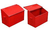 Ларь металлический  (ящик для ветоши)