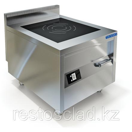 Плита индукционная ТЕХНО-ТТ ИПП-160124 одноконфорочная плоская