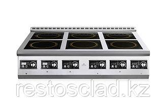 Плита индукционная Luxstahl ПИ 6-700