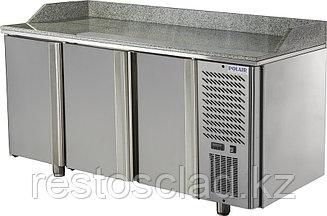 Стол охлаждаемый для пиццы POLAIR TM3GNpizza-GC