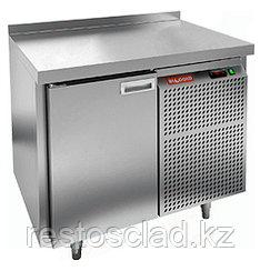 Стол морозильный увеличенного объема HICOLD GN 1 BR3 BT с высокими ножками