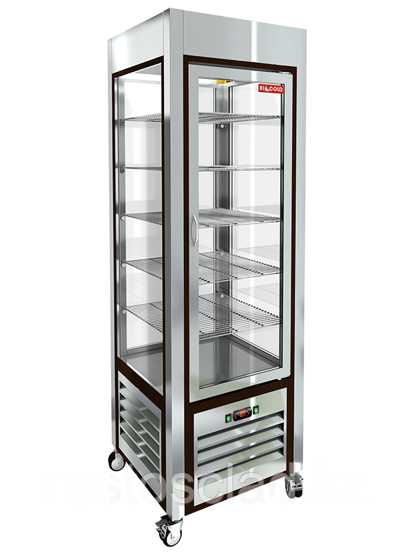 Витрина кондитерская вертикальная HICOLD VRC 350 284280