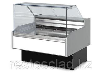 Витрина морозильная ГОЛЬФСТРИМ Двина QS 120 ВН куб. стекло