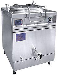 Котел пищеварочный ABAT КПЭМ-250/9 Т стационарный без миксера (серия 900)
