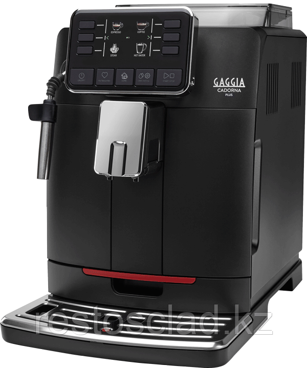 Кофемашина автоматическая Gaggia Cadorna Plus Black (8710103903765)