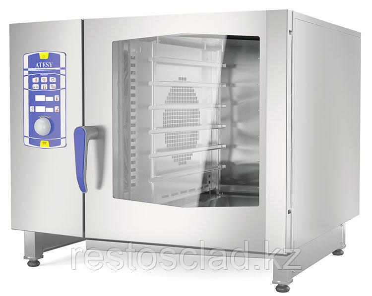 Пароконвектомат ATESY «Рубикон» АПК-6-1/1