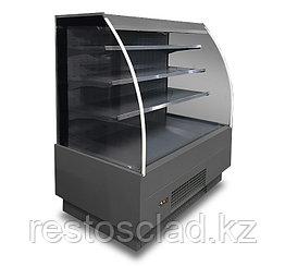 Витрина пристенная холодильная ГОЛЬФСТРИМ Свитязь SV 120 ВС