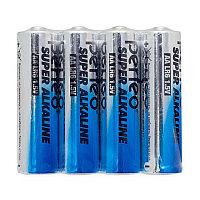 Батарейка алкалиновая Perfeo Super Alkaline, AA, LR6-SR4, 1.5В, плёнка, цена за 1 шт.