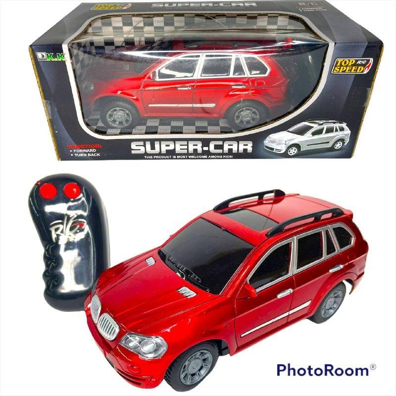 3699-R9 Машина Super-Car-X5 2 функции 23*10см