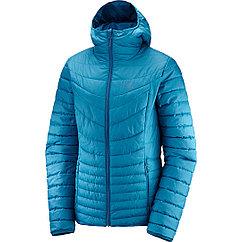 Куртка женская Salomon  Drifter loft hoodie