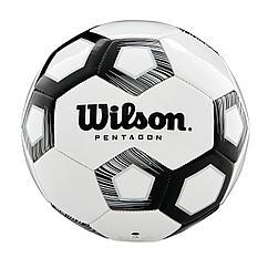 Мяч футбольный Wilson Pentagon