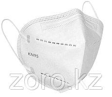 Респиратор KN95 защитная маска КН95 без клапана класс защиты FFP1