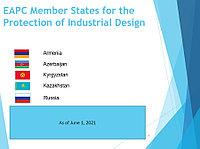 Eurasian industrial design patent.