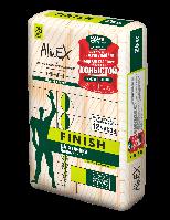 """Финишная полимерная шпатлевка """"АlinEX Finish""""- сухая строительная смесь, изготовленная на основе полимерного с"""