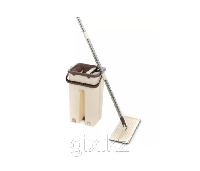 Швабра Scratch Cleaning mop, с самоочищением