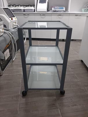Столик косметологический 3 полки, фото 2