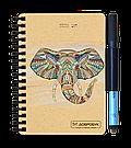 Многоразовая тетрадь-конструктор Добробук А6 12 листов, фото 2