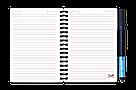 Многоразовая тетрадь-конструктор Добробук А6 24 листа, фото 4
