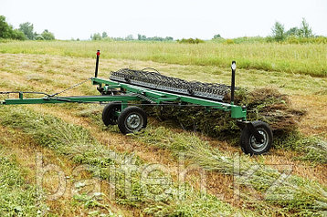 Грабли поперечные тракторные ГПГ-14, фото 2