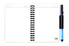 Многоразовая тетрадь-конструктор Добробук А6 24 листа, фото 5