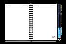 Многоразовая тетрадь-конструктор Добробук А6 12 листов, фото 5
