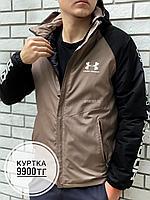 Куртка Under Armour корич чер рук, фото 1