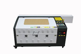 Лазерный станок JK 6040 Ruida 80W Reci