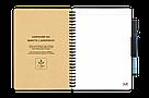 Многоразовая тетрадь-конструктор Добробук А5 12 листов, фото 3