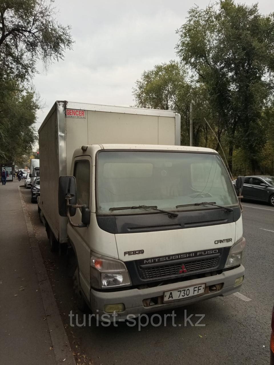 Заключаем договор по развозке товаров с компаниями и магазинами Mitsubishi Canter 2008 года