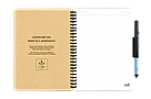 Многоразовая тетрадь-конструктор Добробук А5 24 листа, фото 3