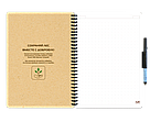 Многоразовая тетрадь-конструктор Добробук А4 24 листа, фото 2