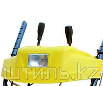 Снегоуборочная машина (8 л.с. | 62 см) Huter SGC 8100C на гусеницах 70/7/4, фото 4