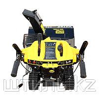 Снегоуборочная машина (8 л.с. | 62 см) Huter SGC 8100C на гусеницах 70/7/4, фото 2