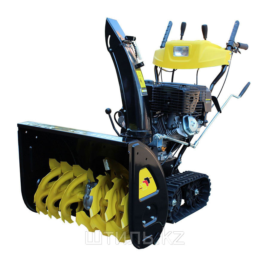 Снегоуборочная машина (8 л.с. | 62 см) Huter SGC 8100C на гусеницах 70/7/4