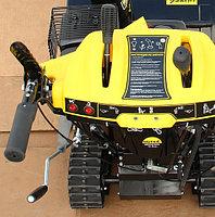 Снегоуборочная машина (8 л.с. | 62 см) Huter SGC 8100C на гусеницах 70/7/4, фото 7