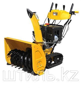 Снегоуборщик бензиновый (11 л.с. | 70 см) Zmonday ZLST1101Q на гусеницах