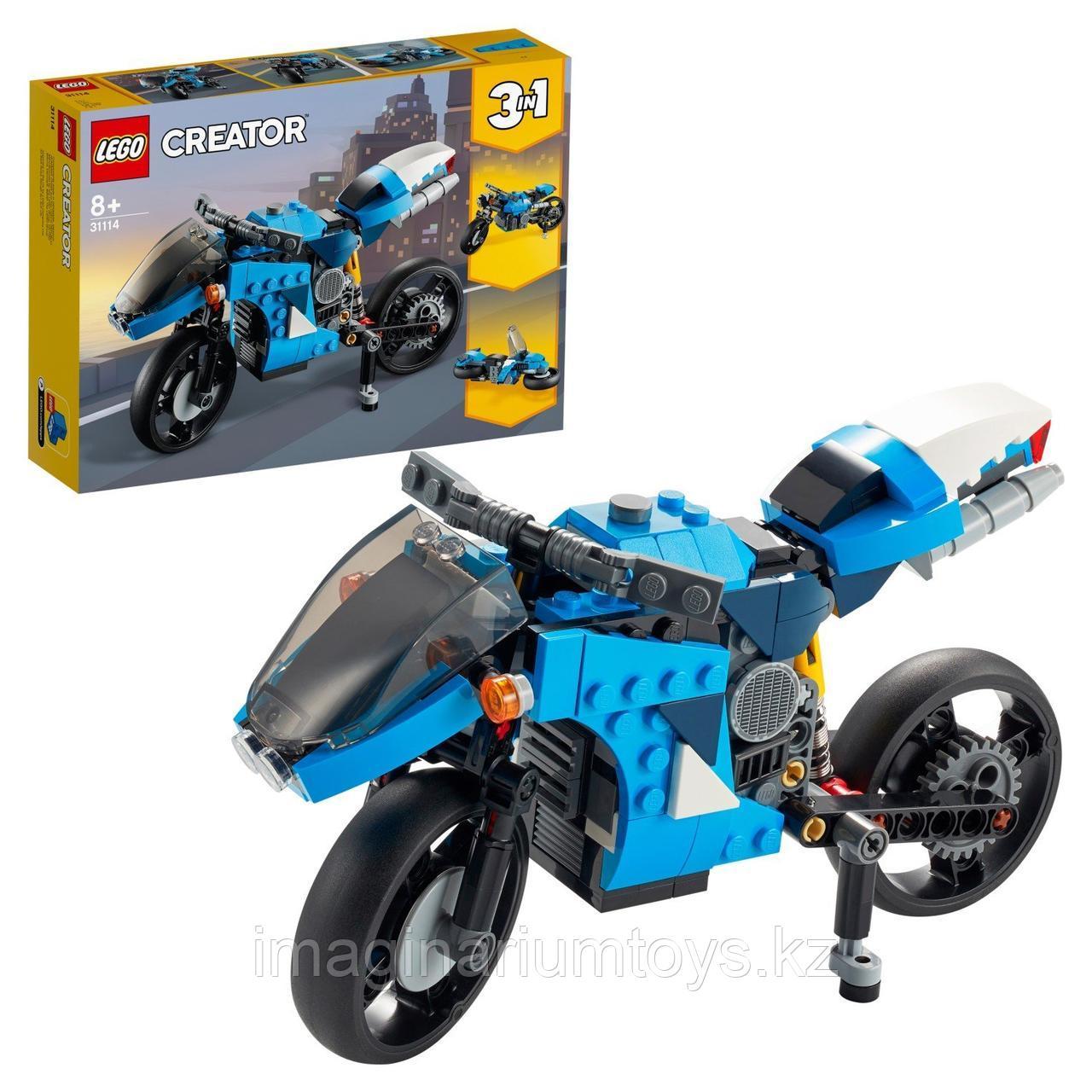 LEGO Creator Конструктор Супербайк