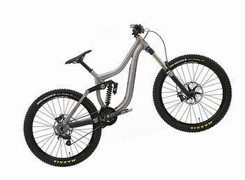 Двухподвесные велосипеды (DownHill)
