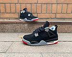 Баскетбольные Кроссовки Air Jordan 4 Retro, фото 2