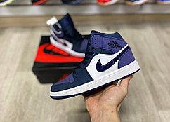 Баскетбольные кроссовки Air Jordan 1 Retro High 'Court Purple'