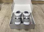Баскетбольные кроссовки Air Jordan 1 x Dior, фото 4