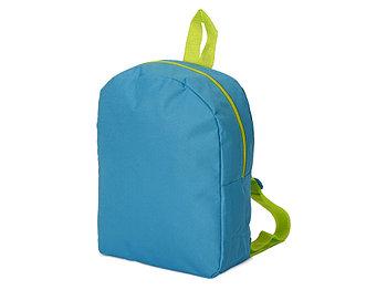 Рюкзак Fellow, голубой/зеленое яблоко